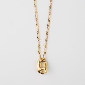 YU-KIN TWIST BAR NECKLACE