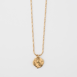 YU-KIN COIN NECKLACE